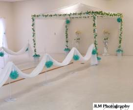 Wedding venue in Gilchrist County: Gilchrist County Womans Club, S Bronson Hwy, Trenton, FL