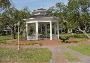 Wedding Venue: Lafayette Park - Apalachicola, FL
