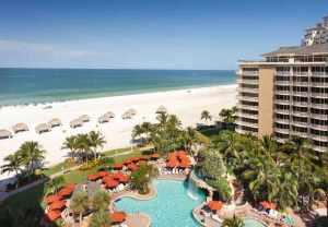 Wedding Venue: Marco Island Marriott Beach Resort, Spa, & Golf Club. Marco Island (Collier County).