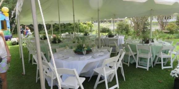 Wedding Venue in Gadsden County: Quincy Garden Center (Pat Munroe House) - Quincy, FL.