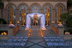 Wedding Venue: Ritz-Carlton Beach Resort - Naples, Fl. (Collier County).
