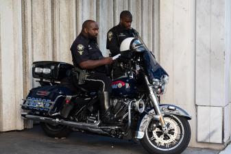 Police Psychol