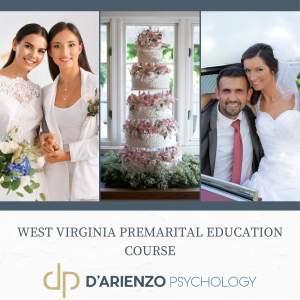 West Virginia premarital education course