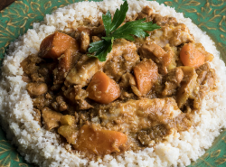 Moroccan Chicken Stew With Apricots Always Delicious Book