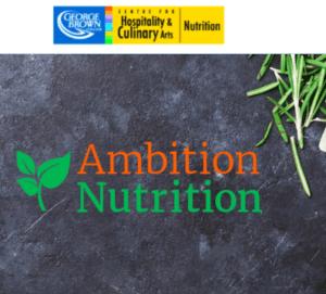 Ambition Nutrition GBC