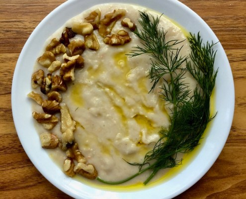 Chef Kenzie Creamy Dairy-Free Dill Dip