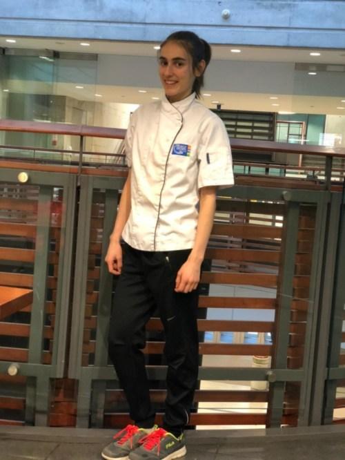 Chef Kenzie Osborne