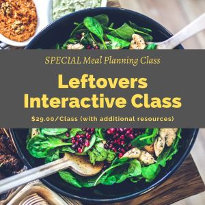 Leftovers Interactive Class