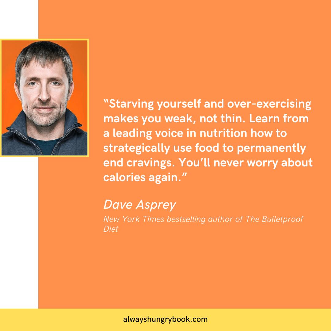 Dave Asprey Testimonial