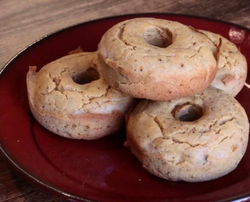 Grain-Free Savory Donuts