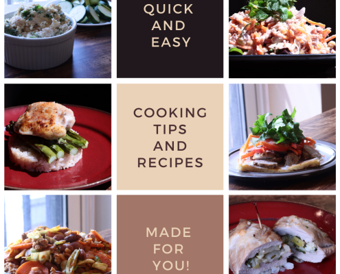 quick and easy cooking tips
