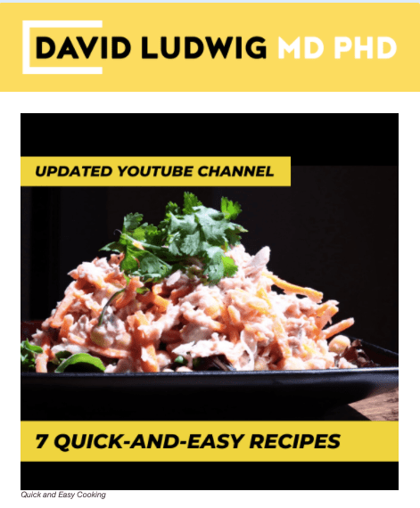 Youtube - top 7 quick and easy recipes