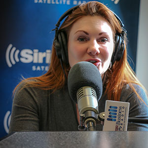 Sirius XM   Dr  Dawn Graham on Careers