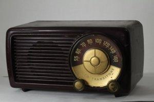 table radio 1940