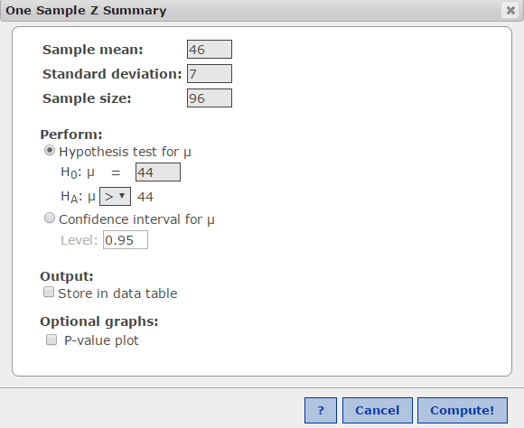 Normal Distribution: Example Problem 1