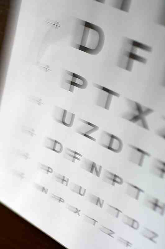 Blurred Vision And Dizziness