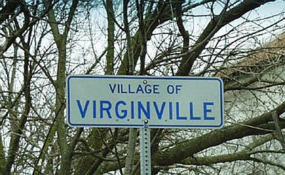 Sign-Virginville-VillageOf