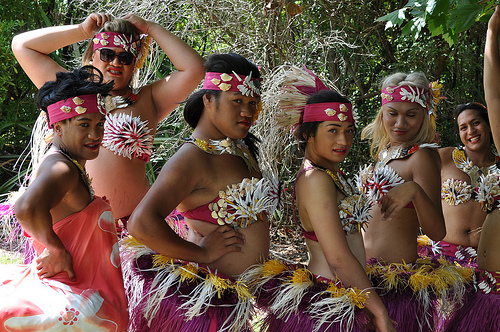 """The fa'afafine of Samoa dislike being called """"gay"""" or """"homosexual"""""""
