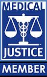 Medical Justice logo