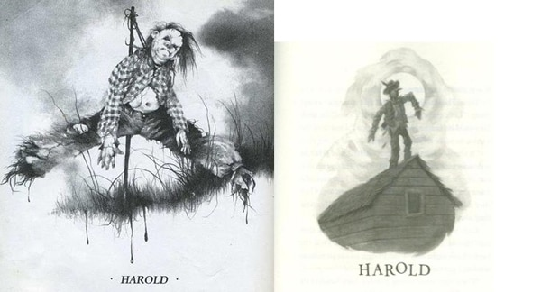 Publisher Decimates Artwork for Scary Stories to Tell in the Dark