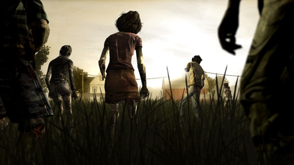 Big News from The Walking Dead Video Game