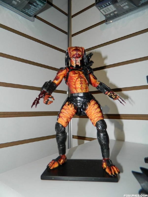 Toy Fair 2014: NECA Unleashes LOTS of Predator Collectibles