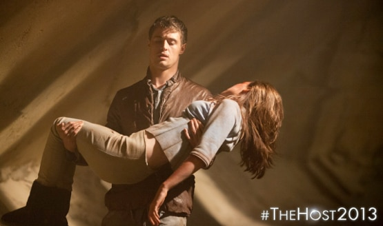Meet Melanie Stryder and Jared Howe in Two New Featurettes for The Host