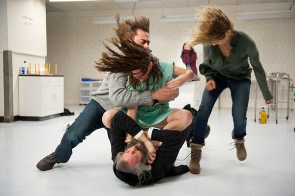 The Possession Gets a Website! The Rabbi Gets Jumped!