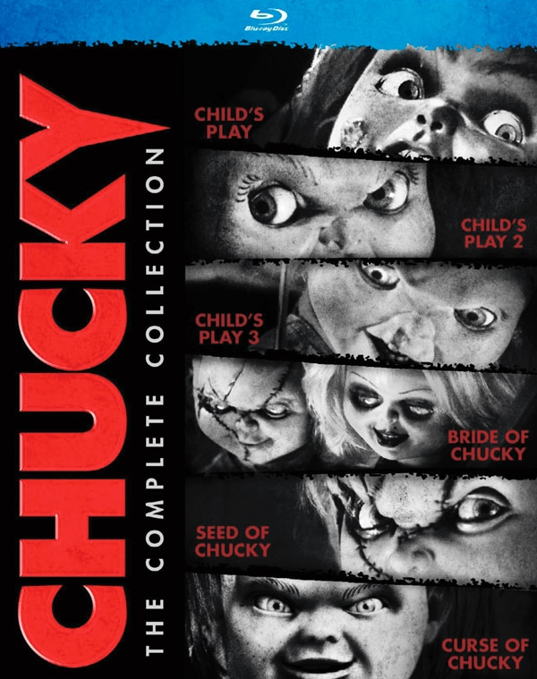 Chucky: The Complete Collection Blu-ray Box Set