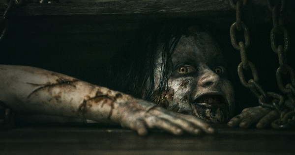 See the Evil Dead New York Comic Con Trailer While You Can! (click for larger image)