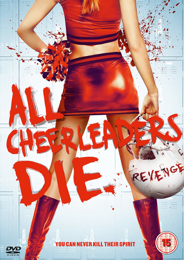 ALL CHEERLEADERS 2D DVD - Exclusive Infographic Shows You How All Cheerleaders Die