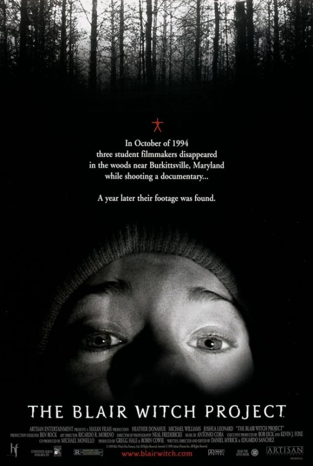 Blair Witch Project 688x1024 - Horror History: How The Blair Witch Project Sparked the Found Footage Subgenre