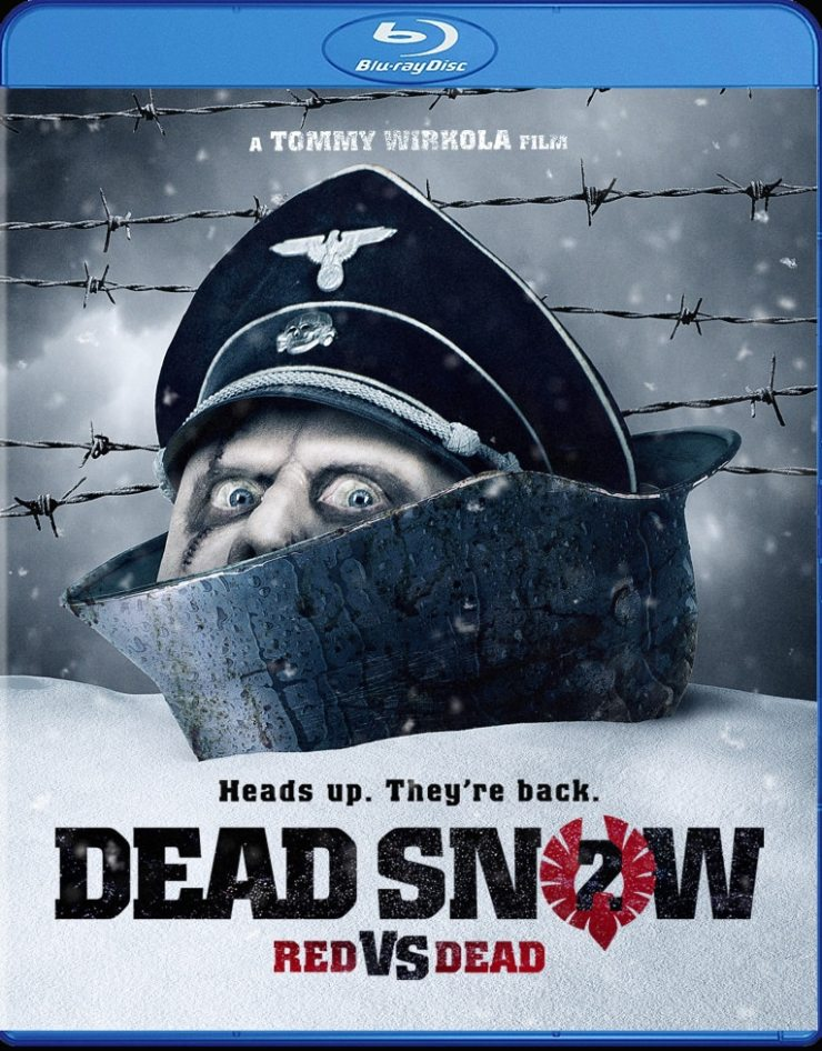 DeadSnow2 BD - Exclusive: Tommy Wirkola Talks Dead Snow 2: Red vs. Dead