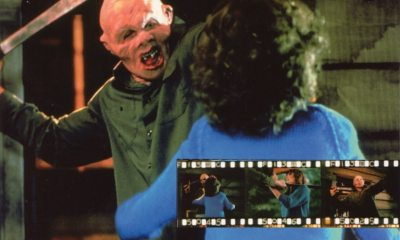 jason3 - Horror History: Rare Photos Reveal Original Friday the 13th Part 3 Ending; Jason Beheads Chris!