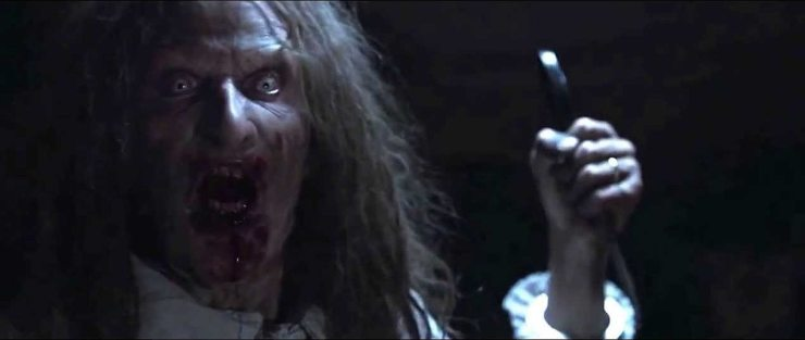 conjuring witch - New Writer Tapped For The Conjuring 2