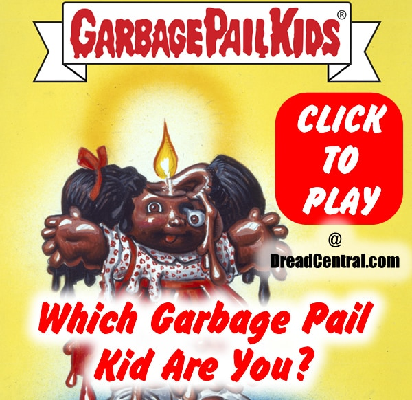 "6 Comments Play ""Which Garbage Pail Kid Are You?"" Quiz"
