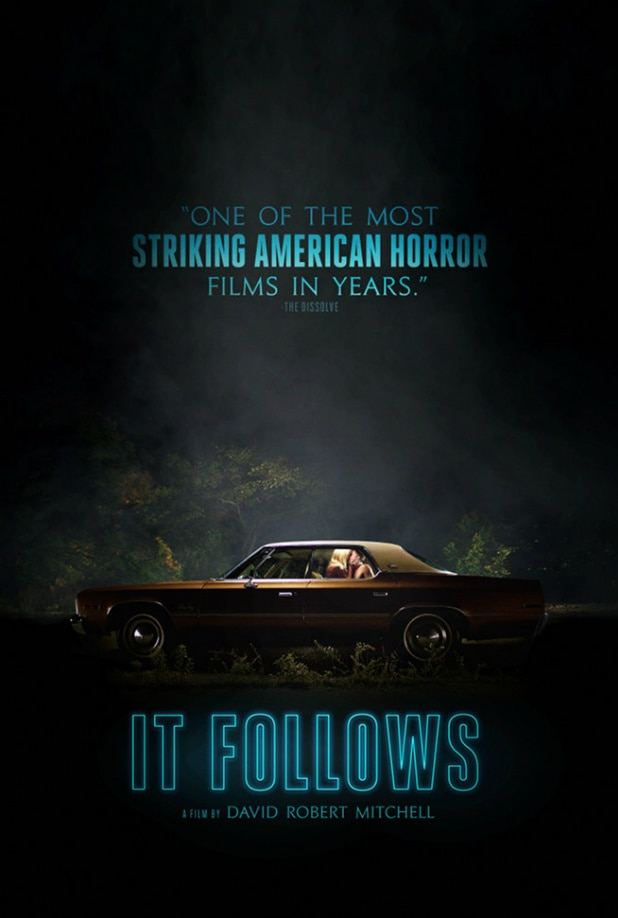 It Follows poster - It Follows The First Clip