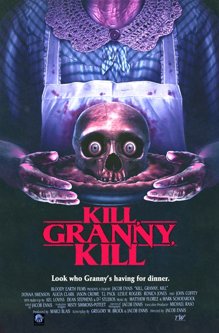 bef dv 108 KillGrannyKill WebRes Key  - Kill, Granny, Kill Slashing its Way to DVD and Digital in April