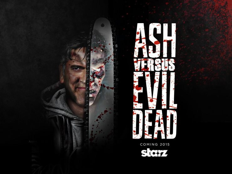 ev - Exclusive - Bruce Campbell Talks Ash vs. Evil Dead with Dread Central