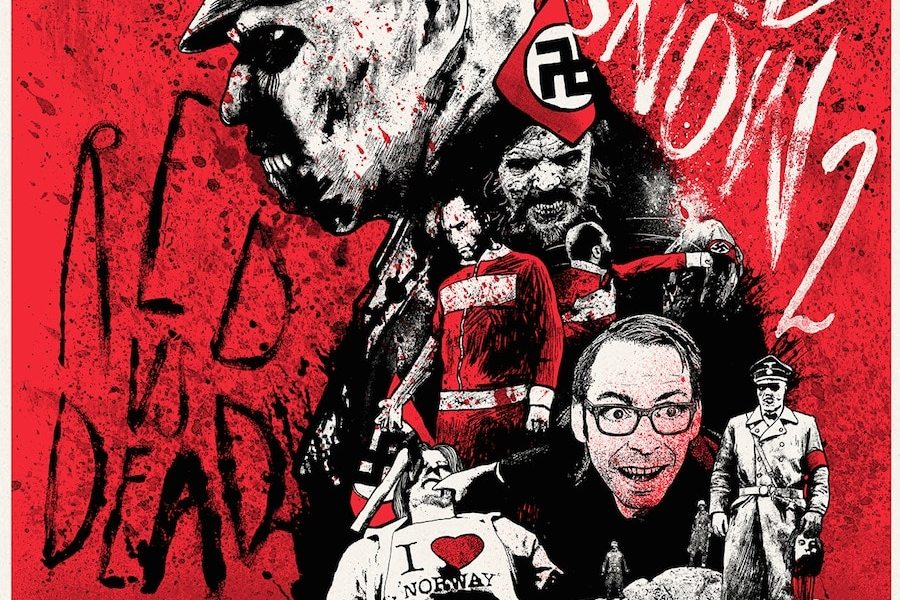 Movie Poster 2019: UK Readers: Win A Dead Snow 2 Poster, DVD, And Blu-ray