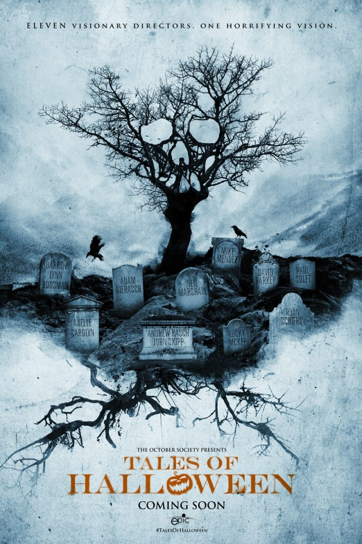 tales of halloween - More Tales of Halloween Production Diary Videos Released