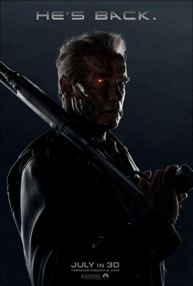 terminator genisys - New Terminator Genisys TV Spot Helps Out