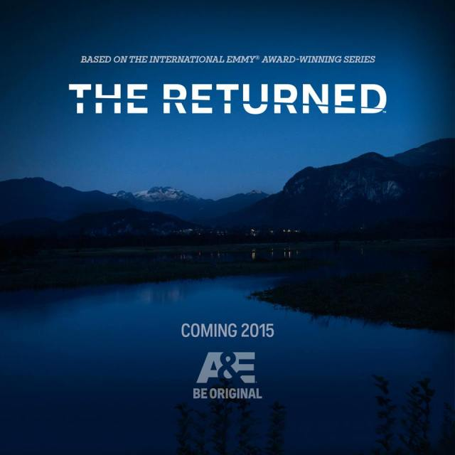 thereturned - First Teaser Trailer Arrives for A&E's The Returned