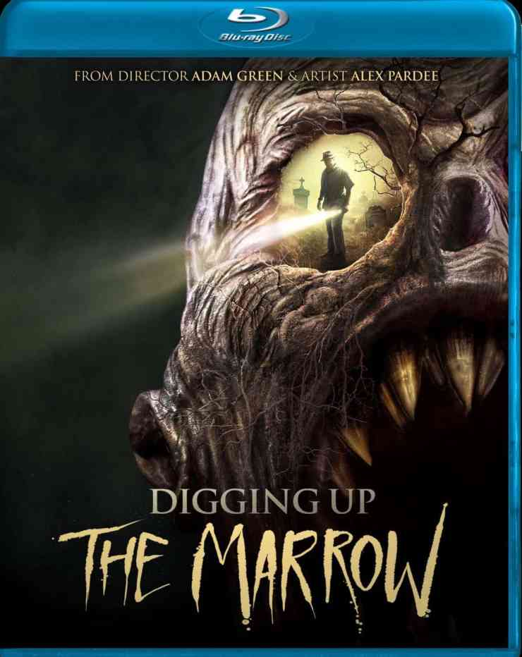 Digging Up The Marrow - Exclusive: Adam Green Talks Digging Up The Marrow - Part 1