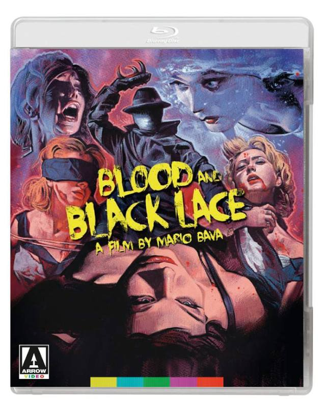 blood - Arrow Video Announces Second Wave of North American Releases