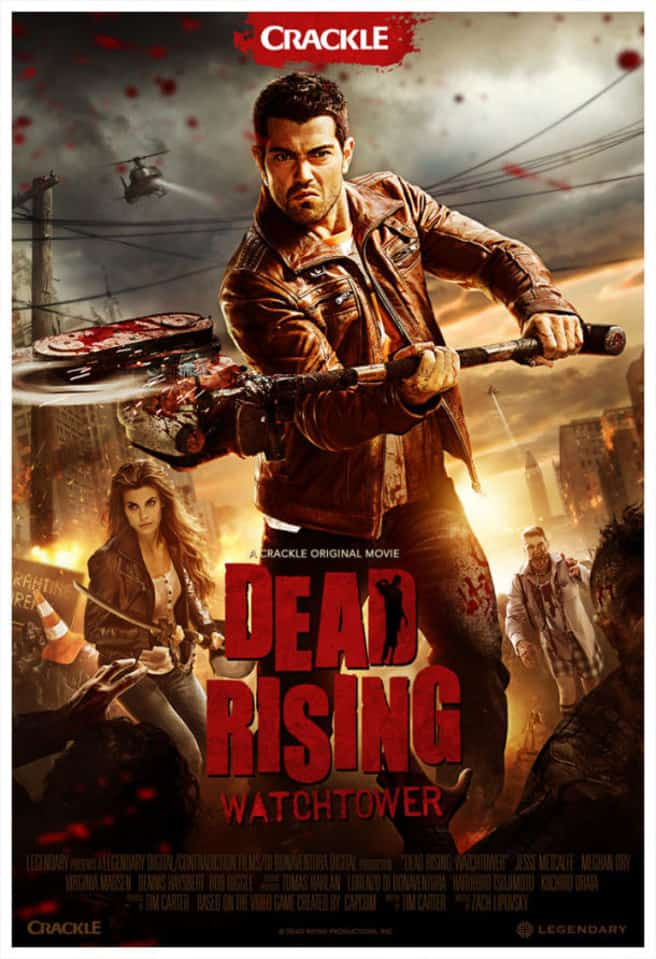 dead rising watchtower - Dead Rising: Watchtower Meet Maggie and General Lyons