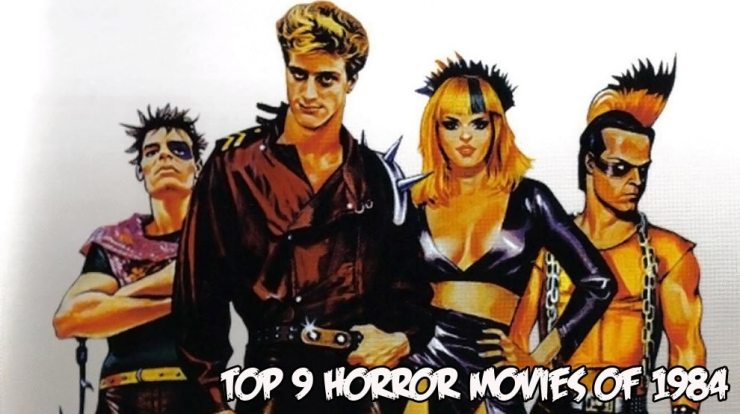 1984 - Top 9 Horror Movies of 1984