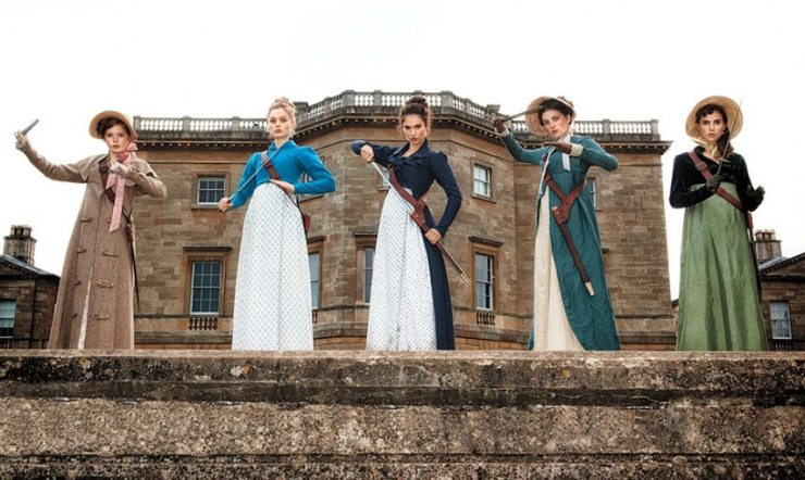 Pride and Prejudice and Zombies - #SDCC15: Pride and Prejudice and Zombies and Patient Zero Shamble to San Diego