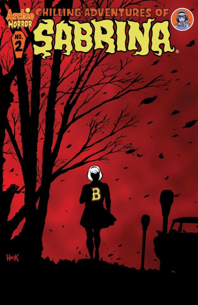 Sabrina2Cvr 666x1024 - Archie Comics Launching Horror Imprint; Teases Third Series to Join Afterlife and Sabrina