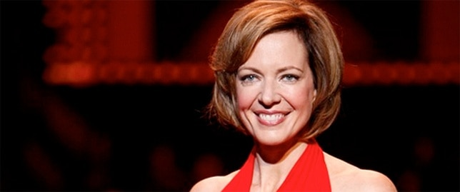 allison janney - Allison Janney Heads to Therapy in Miss Peregrine's Home for Peculiar Children